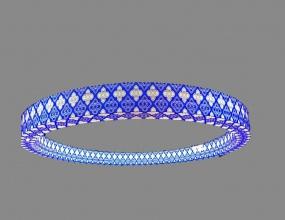 环形led显示屏